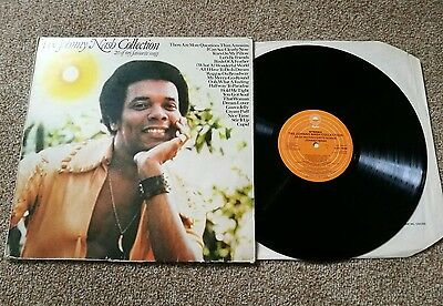 The Johnny Nash Collection 1977 UK vinyl LP RECORD best of