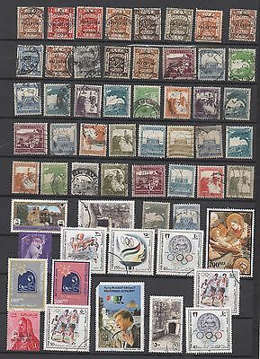 PALESTINE PALESTINIAN AUTHORITY lot 57 TIMBRES/STAMPS 1920-2000
