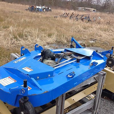 New Holland 272 GMS Mower Deck