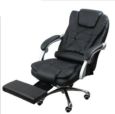 Heavyduty High Back Office Business PU Leather executive ergonomic gaming Chair