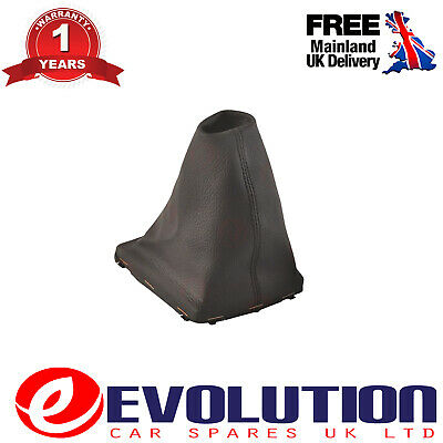 Gear Lever, Gearstick Gaiter Boot Fits Ford Focus Mk2 Trend 2008/11 8M5R7H409Ak