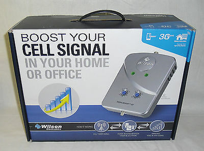 New Wilson 463105 DT 3G Small Home Office Cellular Signal Booster All Providers