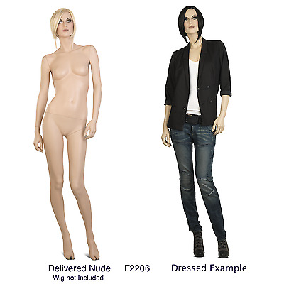 Premium Quality Realistic Female Shop Mannequin