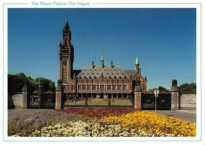 Postcard The Peace Palace THE HAGUE Holland Netherlands
