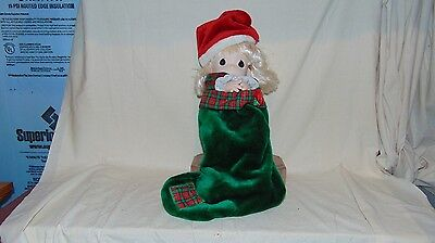Precious Moments Christmas Doll Jingles No. 1113