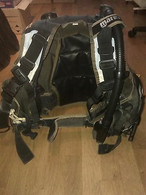 Mares vector chrome BCD size medium