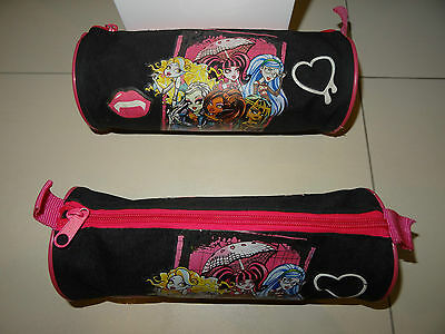 MONSTER HIGH -  LOT de 2 Grandes Trousses pour fille
