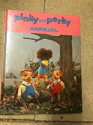 Pinky And Perky Annual