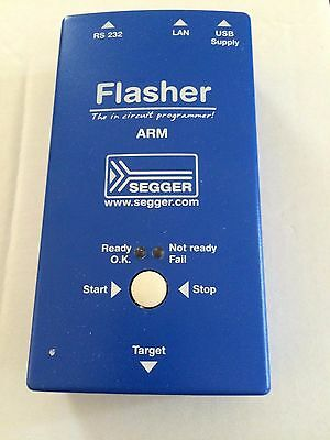 Segger 5.07.01 Flasher Arm Programmer