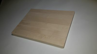 """Maple Cutting Board, 1"""" thick"""