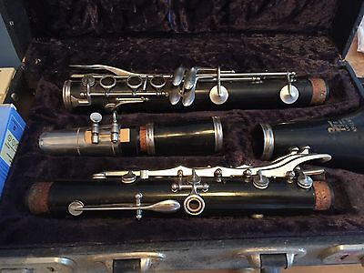 Boosey and Hawkes Regent Clarinet Bb