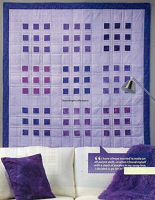 Dressed To The Nines Quilt Pattern Pieced HD
