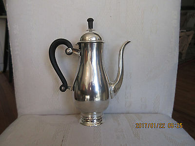 Sterling Silver Hollowware by Towle 1941 Mini Coffee/Chocolate Pot