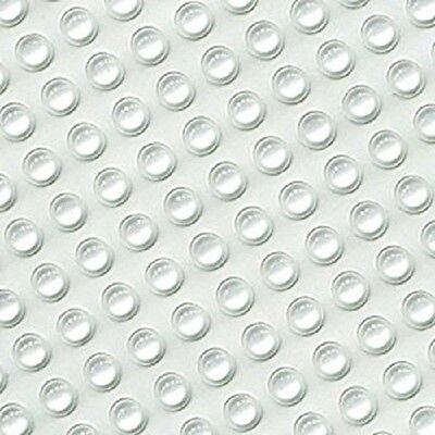 Door Buffer Pads SELF ADHESIVE Soft Close Dots Kitchen Cupboard Cabinet Drawer *