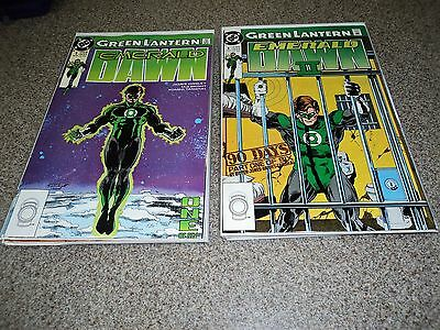Green Lantern Emerald Dawn Complete Series 1 & 2