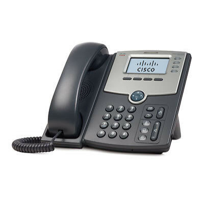 Cisco SPA504G SIP VoIP Phone **UNLOCKED to All Providers** Incl VAT & Delivery