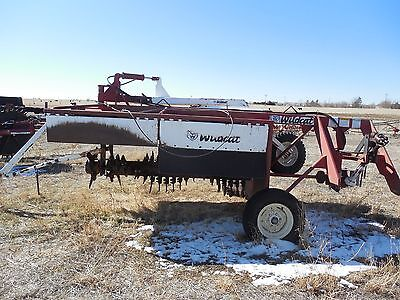 Wildcat FX700 Compost Turner
