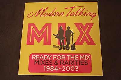 Modern Talking - Ready For The Mix PL VINYL NUMBERED POLISH RELEASE VERY RARE