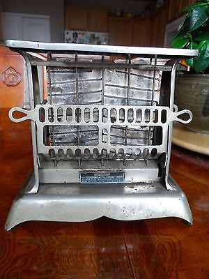 Hotpoint Antique Toaster Edison Electric Appliance Co. Cat 115 T1 NO CORD
