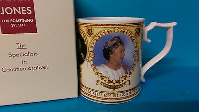 Sutherland The Jubileum Mug To Commemorate The Golden Jubilee of QEII
