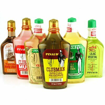 Clubman After Shave Lotions and Treatments *Choose any One Fragrance*