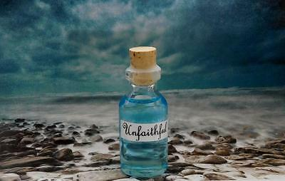UNFAITHFUL Hoodoo Ritual Oil Potion Elixir ~ Wicca Witchcraft Hoodoo Conjure Oil