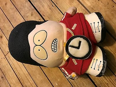 south park 15 inch Rapper Cartman soft plush toy Rare with Tag