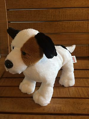 JACK RUSSELL TERRIER plush Dog By Ganz