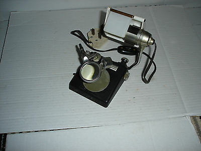 Vintage, Stamp collectors magnifying, measuring instrument, unusual.