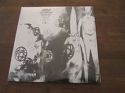 "3 x Vinyl 12"" UNKLE - Never, Never, Land • GU Music • 2004 • awesome condition"