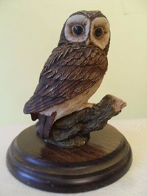 Owl Figurine K Sherwin - Richard Cooper & Co. Country Artists