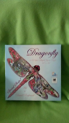 Dragonfly jigsaw puzzle by SunsOut..never opened