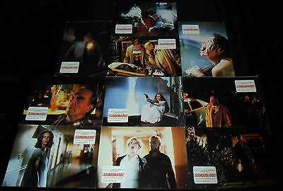 1981 Halloween II ORIGINAL LOBBY CARD SET John Carpenter Jamie Lee Curtis RARE