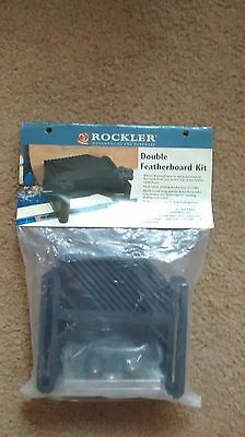 Rockler Woodworking Double Featherboard Kit