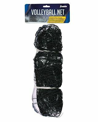 Franklin Sports Replacement Official Volleyball Net Steel Cable 2 Inch Net Tape
