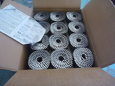 Bostitch 15' Wire Weld Coil Bright Screw Shank Nails  Pick Up South Morang
