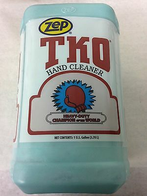 Tko Hand Cleaner Soap 1 Gallon Jug With Pump Included