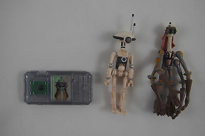 Star Wars Episode 1: GASGANO with PIT DROID, Hasbro LOOSE & COMPLETE EP1