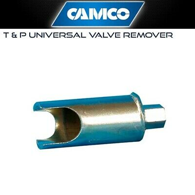 Camco T & P Universal Valve Remover - Water Heater Housing, Caravan, Rv