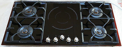Highland Professional 1015mm gas & induction cooktop HP5CIN