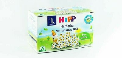 Hipp Organic Camomile Tea for babys from 1st week