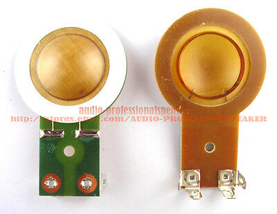 Replacement Diaphragm Fit For P-Audio HT-406 HT406 Horn Driver Repair Part 8 OHM
