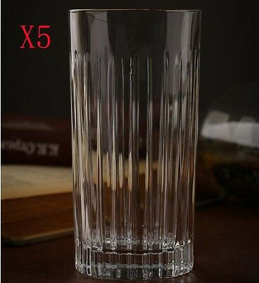 New 5X Capacity 440ML Height 150MM Transparent Brandy Wine Glass/Glassware %