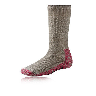 Smartwool Mountaineering Mujeres Rosa Marrón Senderismo Transpirables Calcetines