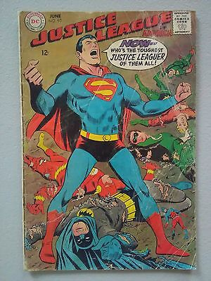 Justice League of America #63 vintage