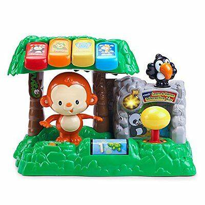 Baby Kids Learning Activity Toy Learn Dance Animal Sound Play Fun Child Gift NEW