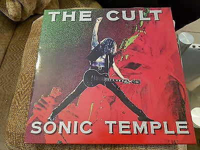 """The Cult """"sonic temple"""