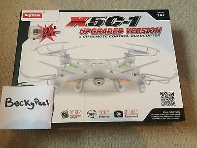 X5C-1 UPGRADED VERSION - Quadcopter drone (Onboard HD Camra)