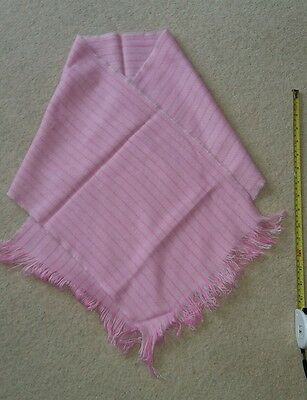 Girl's Pink Scarf