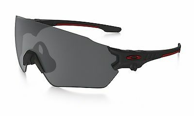 Oakley Tombstone Matte Black With Black Iridium Lens Shooting Glasses